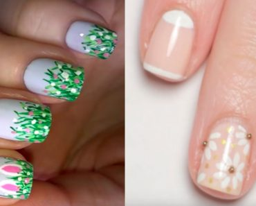 allcreated - easter nail art
