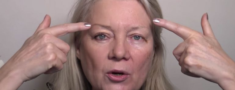 allcreated - facelift using makeup